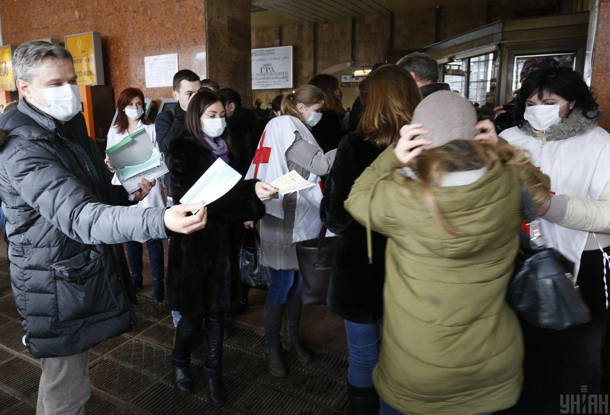 По словам Данилова, Украина контролирует ситуацию с коронавирусом / УНИАН
