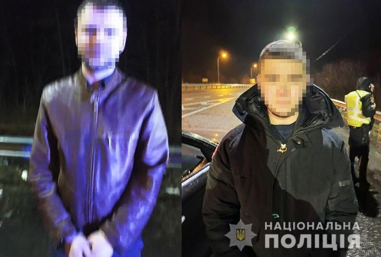 За вчинене зловмисникам загрожує від 7 до 12 років/ фото: поліція Києва