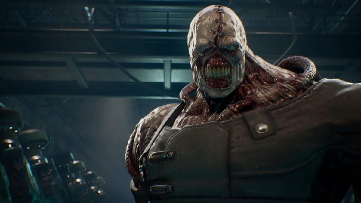 Немезис из Resident Evil 3 / techspot.com