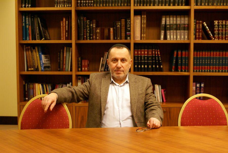 За прошлый год в Украине произошел только один случай физического насилия на почве антисемитизма/ фото - из личного архива Михаэля Ткача