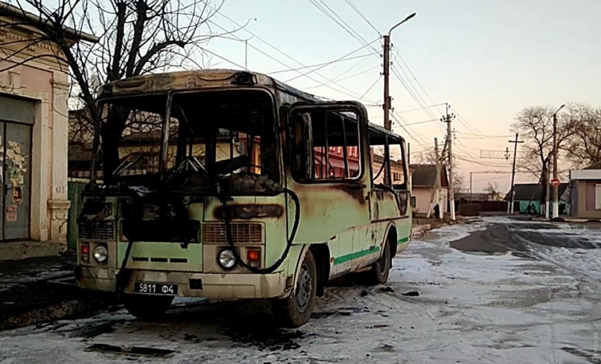 При пожежі обійшлося без постраждалих / фото: Думская