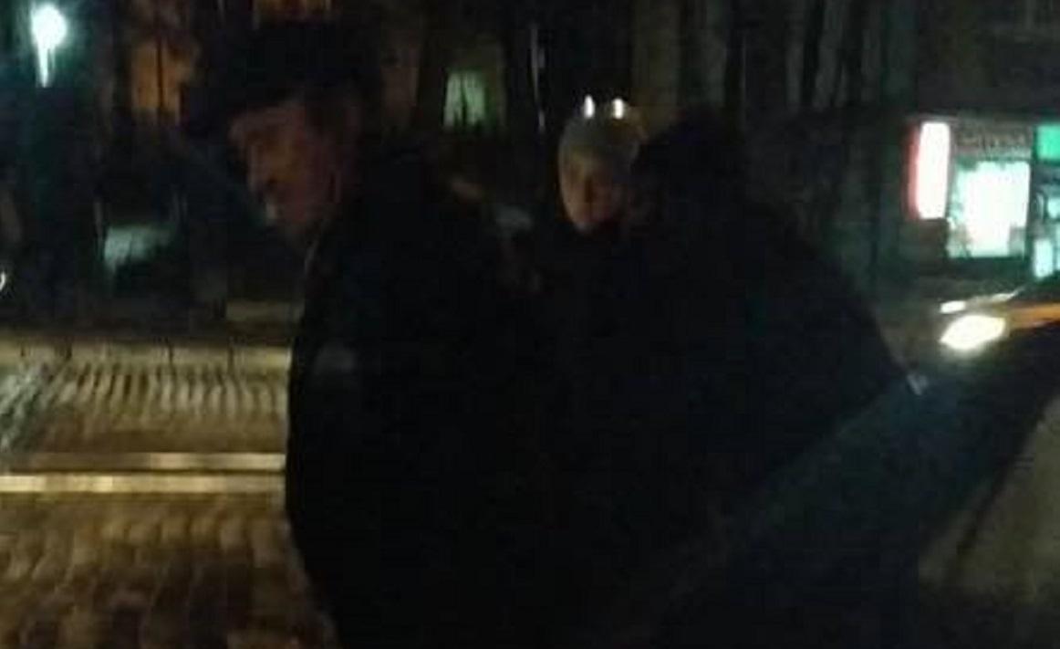 Автомобіль з місця ДТП забрала донька чоловіка / facebook.com/igor.zinkevych?
