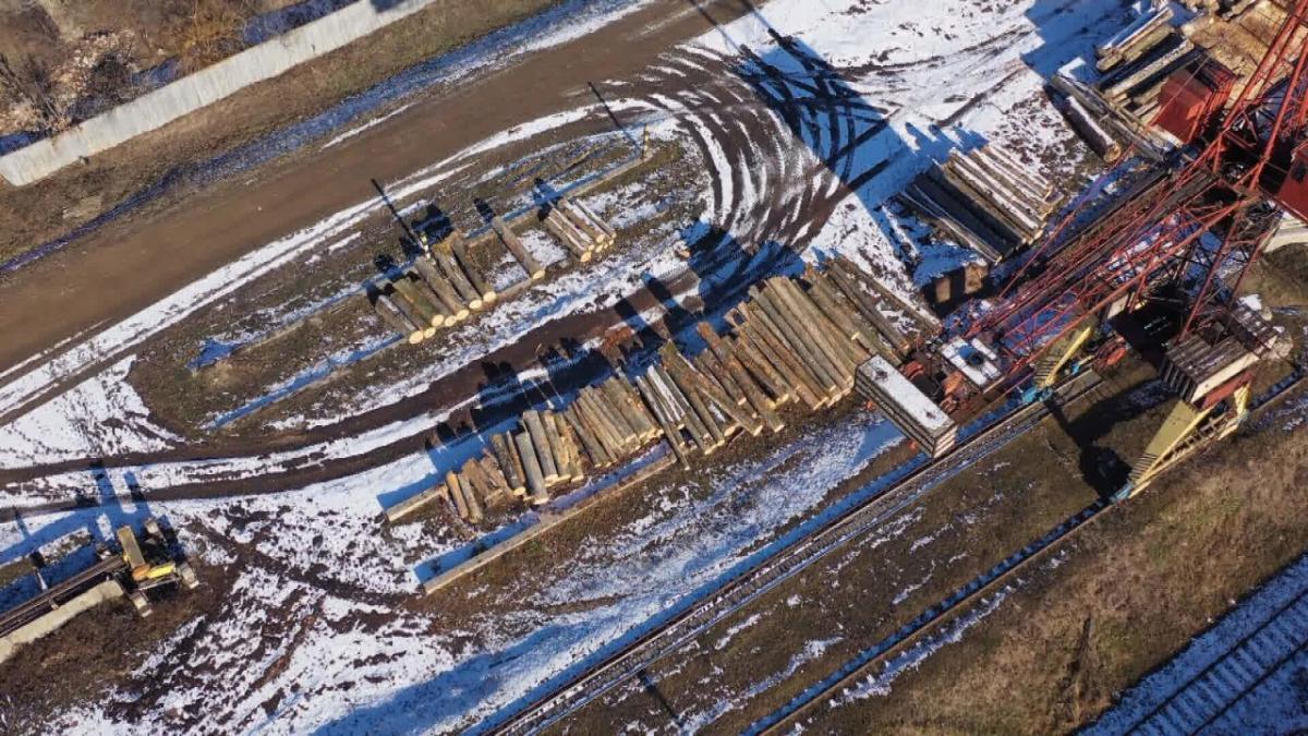 УЗ в рази збільшила ціну на подачу чи вивізвагонів з малодіяльних станцій/ фото Станислав Ясинский