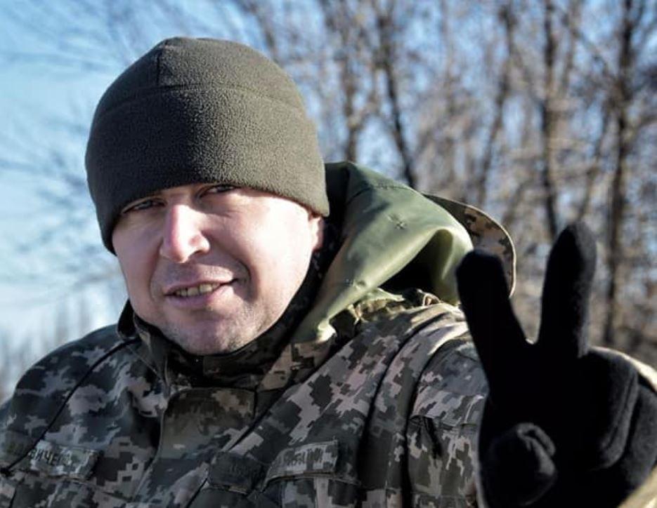 УНИАН пообщался с экс-комбатом 72 ОМБР Александром Вдовиченко/ фото - Александр Вдовиченко, Facebook