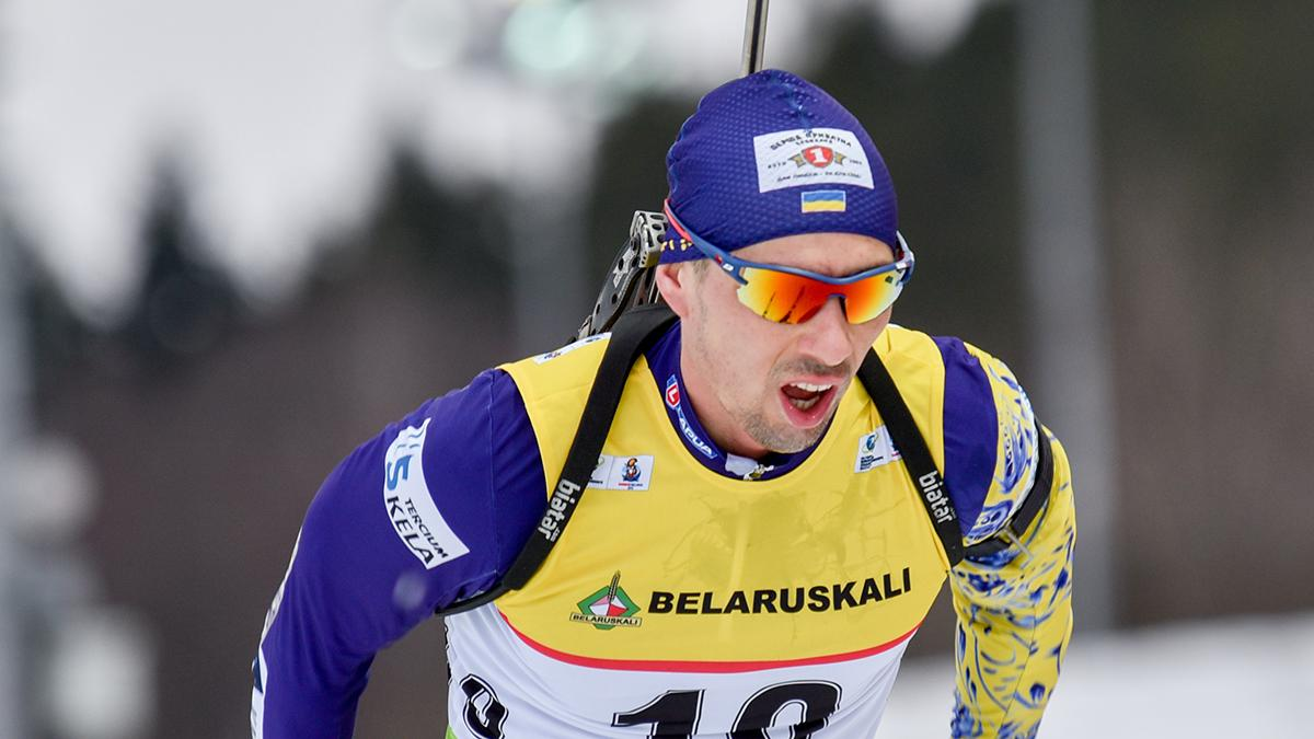Пидручный и Прима - в топ 30 / фото: biathlon.com.ua