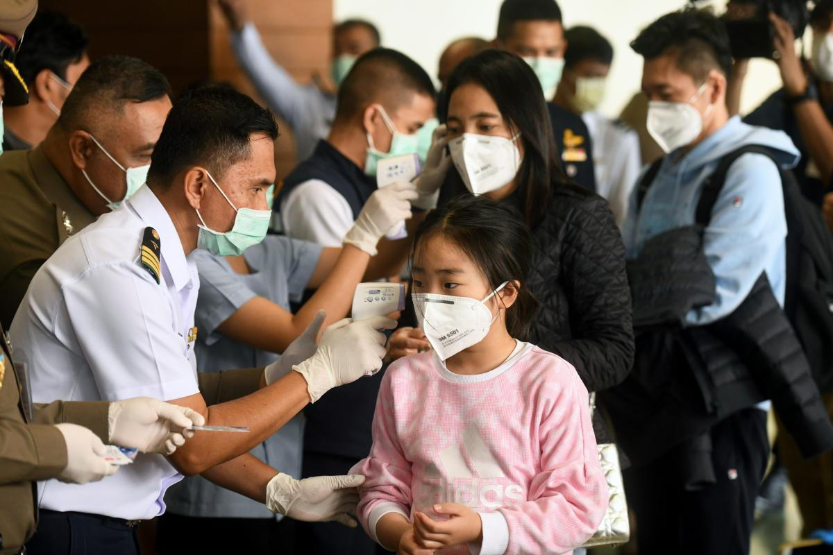 Nearly 60 people have died from the virus in China / REUTERS