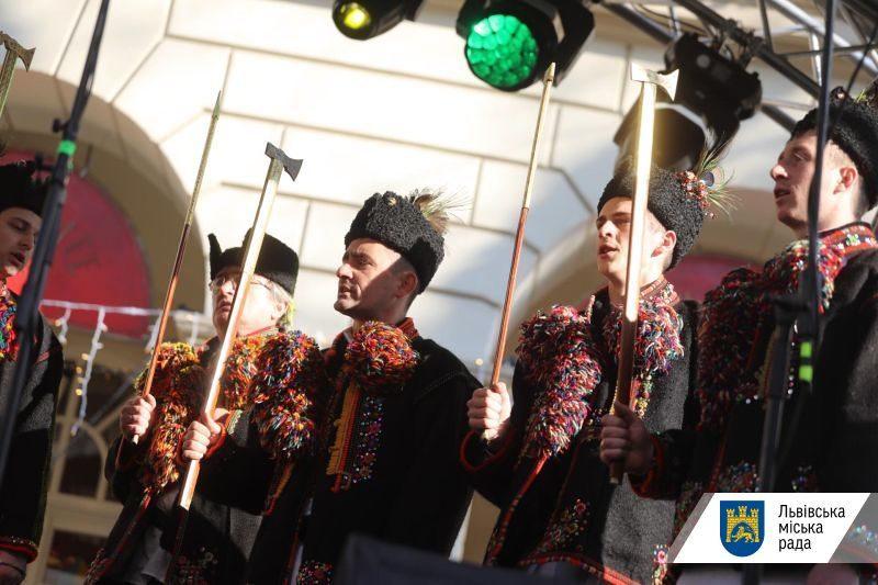 Во Львове прошел День гуцульской культуры / фото city-adm.lviv.ua