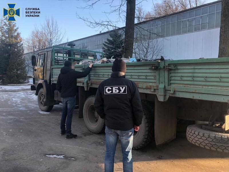 Контрразведчики провели 11 обысков во Львове и области / фото: СБУ