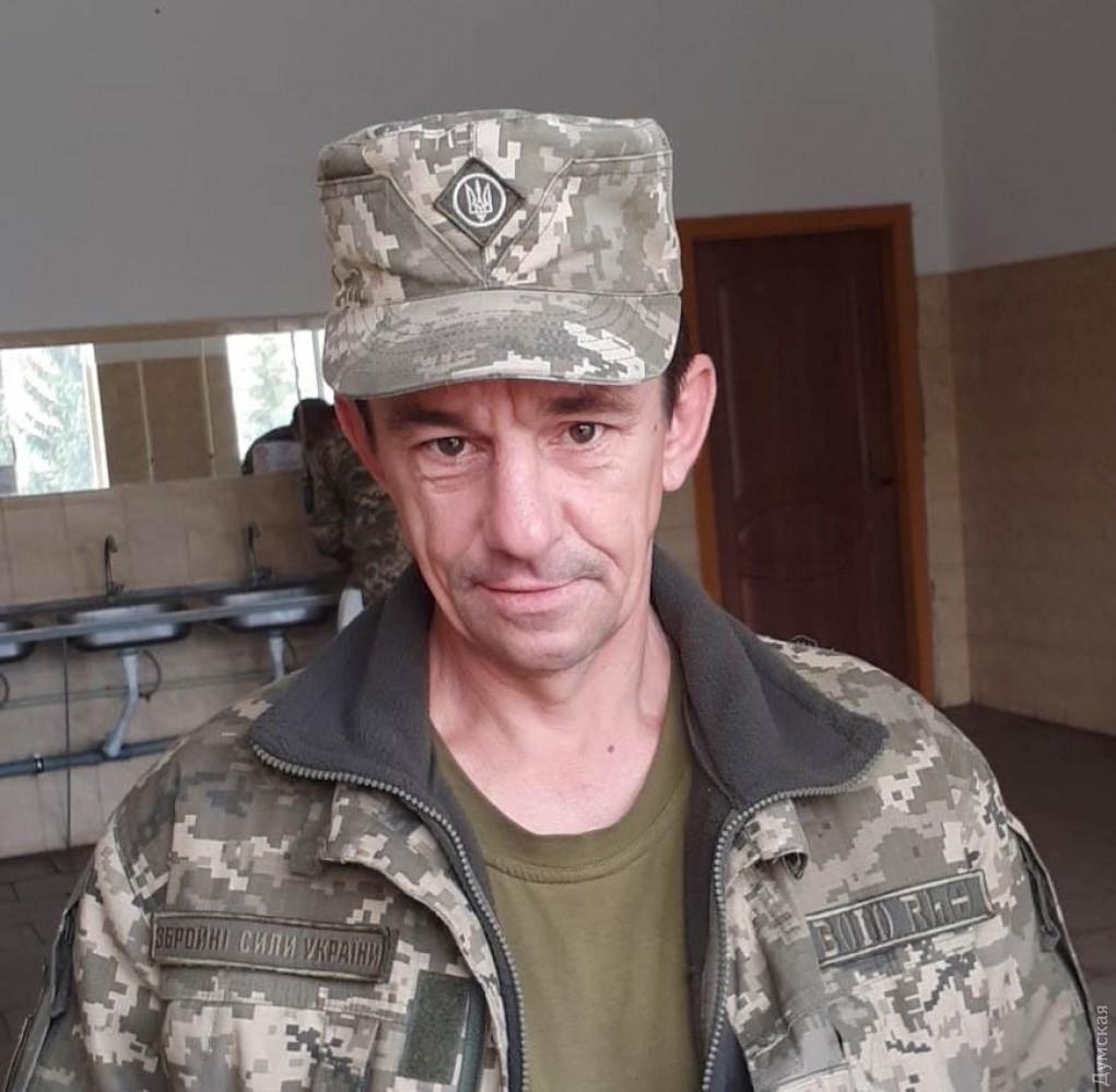 Евгений Щуренко погиб в районе Красногоровки / фото: Думская