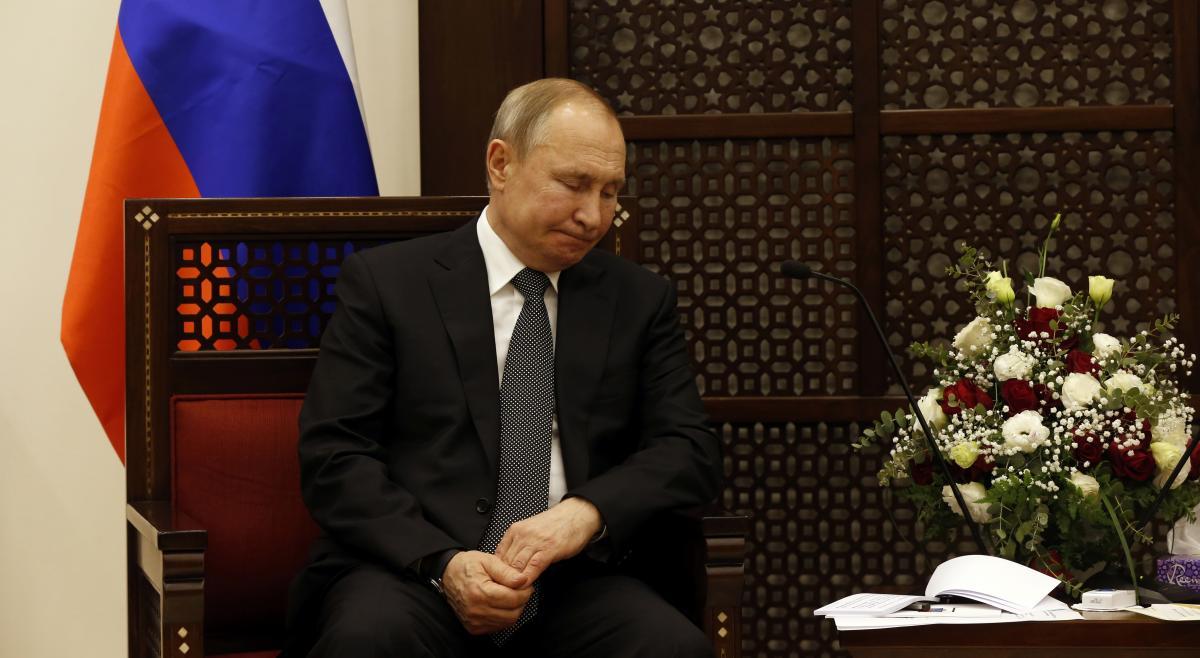 Путін сам винен, що Росія оточена нестабільними країнами/ REUTERS