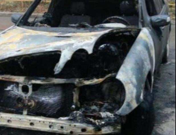 Полиция устанавливает причастных к поджогу / facebook.com/igor.zinkevych