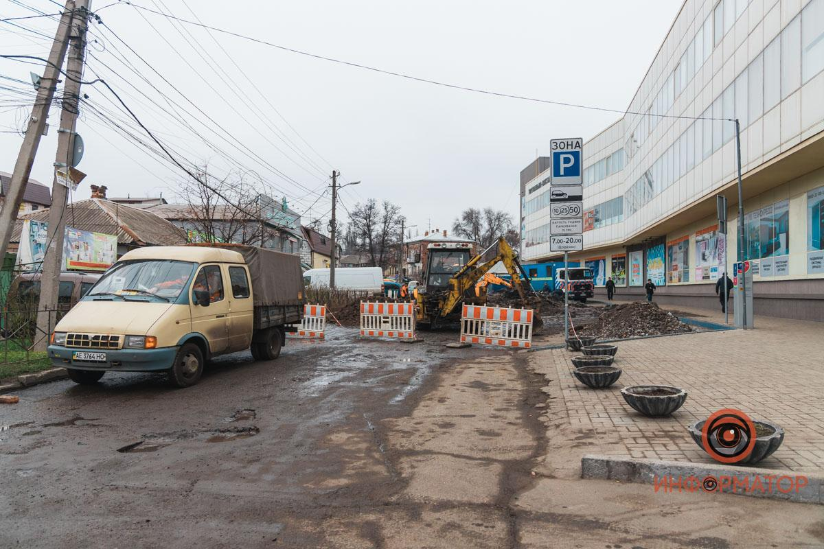Движение так быстро восстановить не получится / Фото: Информатор Днепр