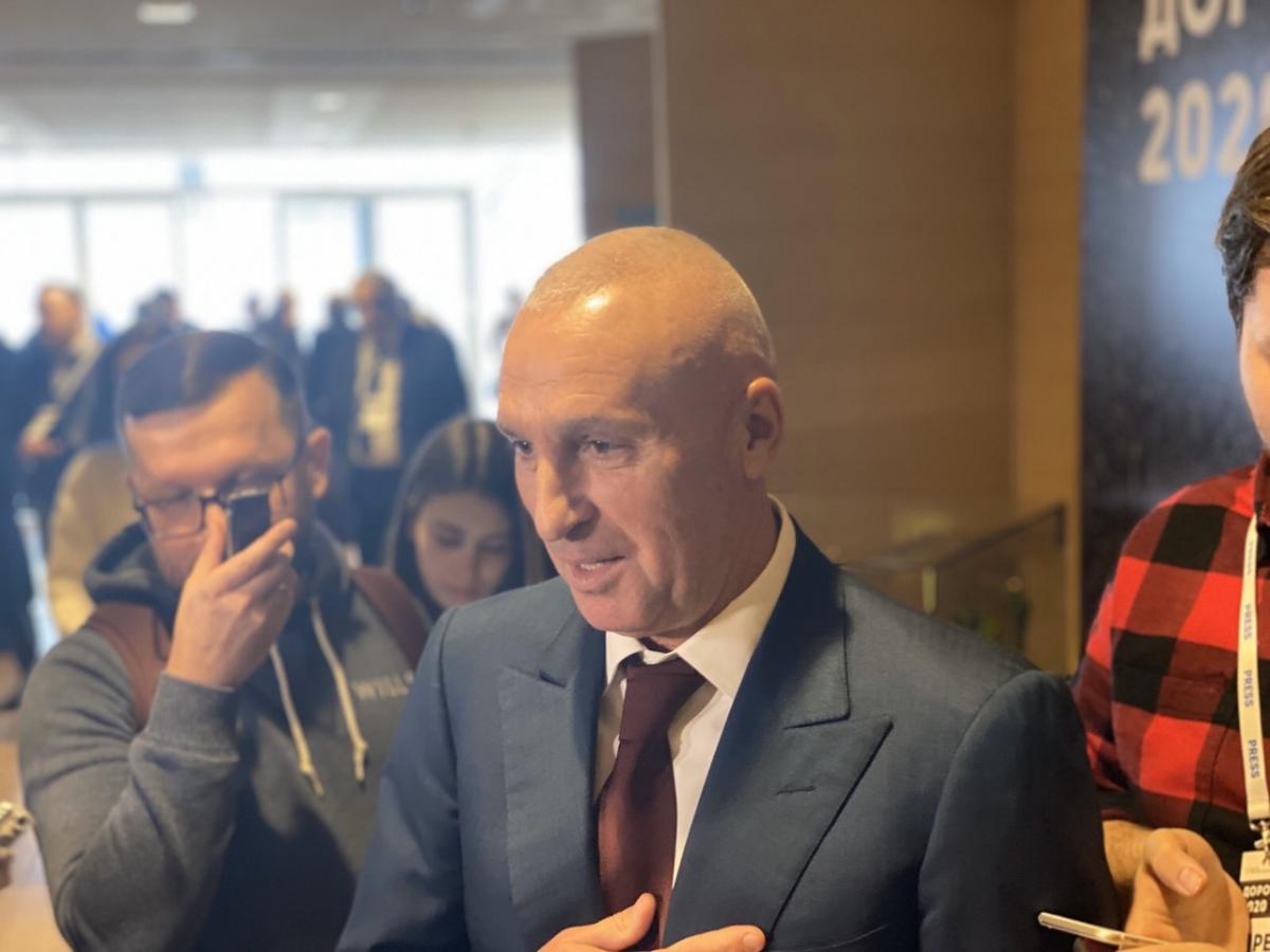 Ярославский заявил, что в этом году будет начато строительство терминала в аэропорту Днепр