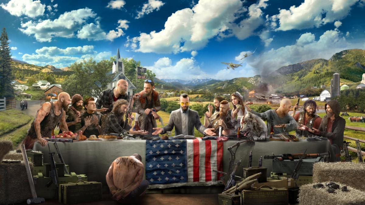 Far Cry 5 та інші частини серії отримали хороші знижки / bild.de