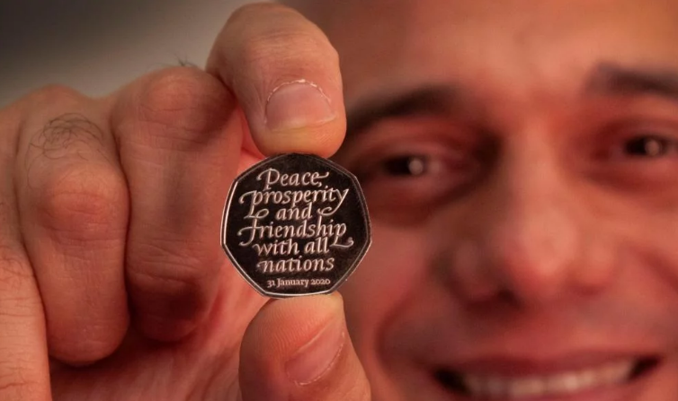 Королевский монетный двор должен отчеканить три миллиона таких монет / 24tv.ua