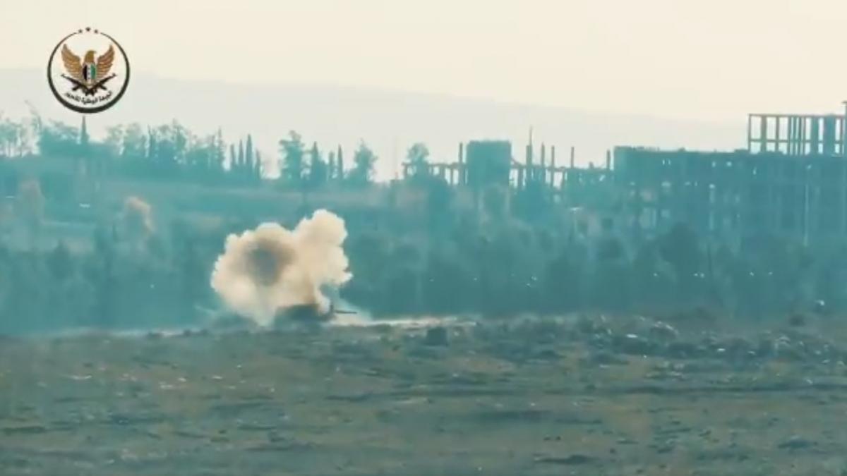 Танк Т-72М1 Adra/ скриншот