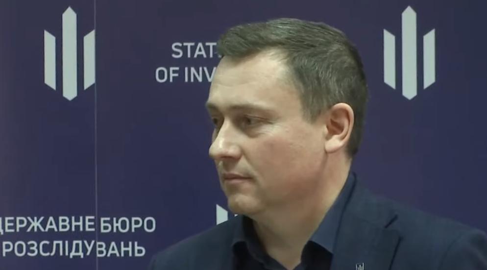 Oleksandr Babikov / Snapshot from video