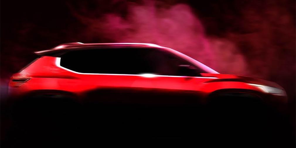 Nissan анонсировал премьеру нового кроссовера / фото autocarindia.com