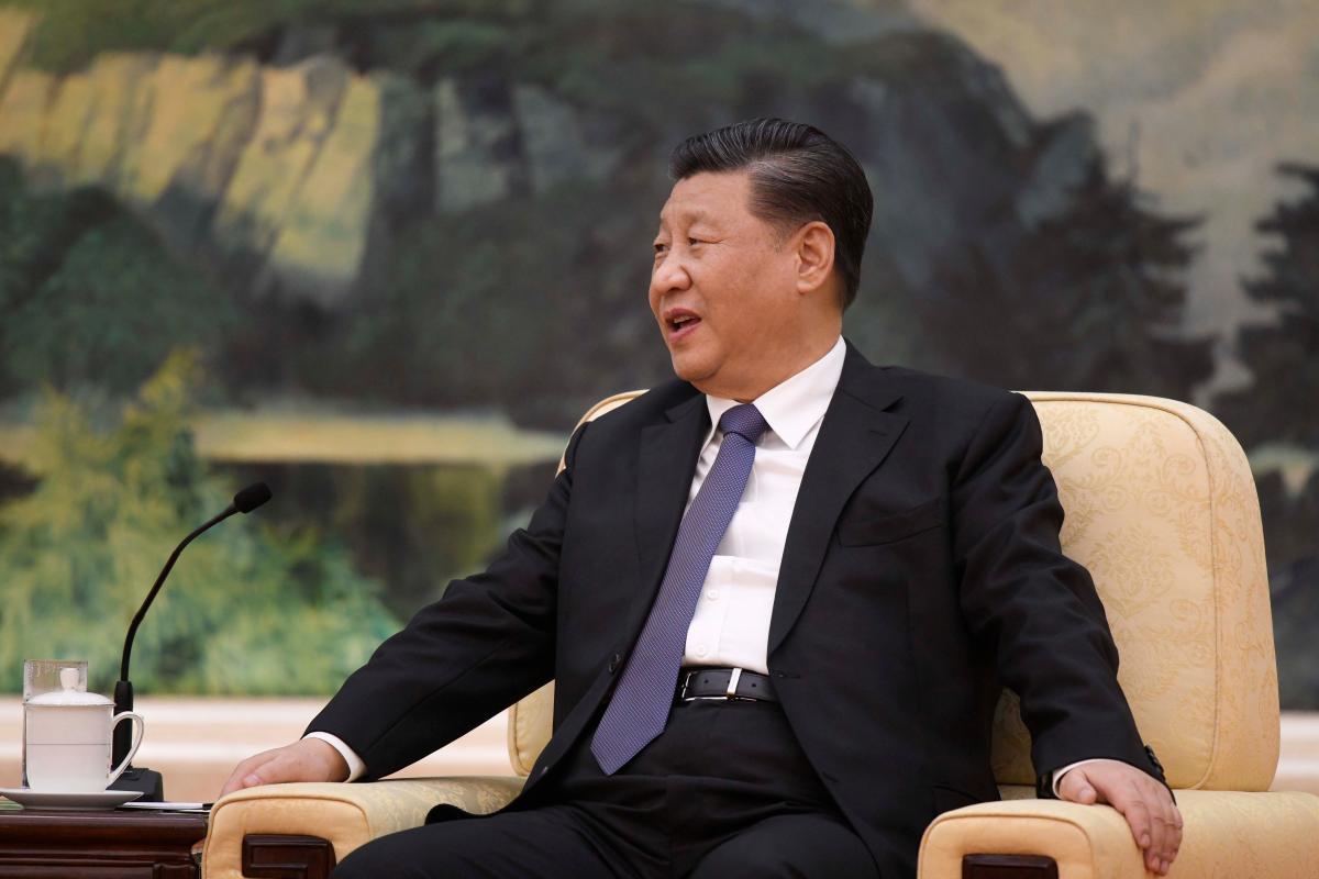 Лидер Китая призвал солдат «не бояться смерти и готовиться к победным войнам»/ фото REUTERS