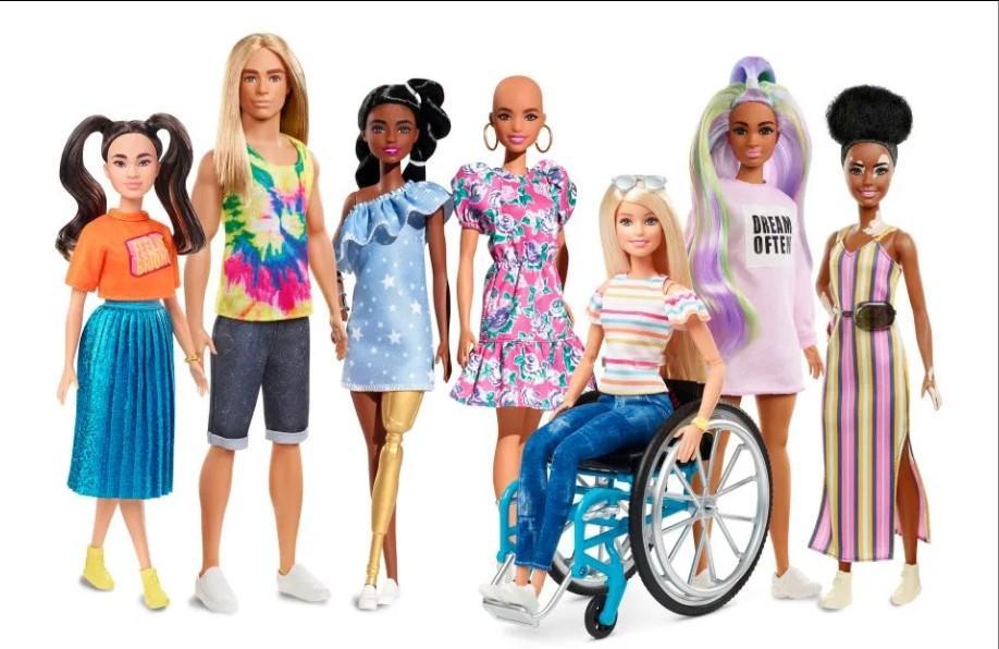 """Ляльки """"Барбі"""" / фото: TheSun"""