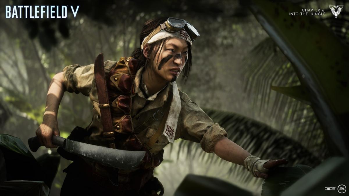 Елітного бійця японського спецназу Місакі дадуть за досягнення 40 рангу / forums.battlefield.com