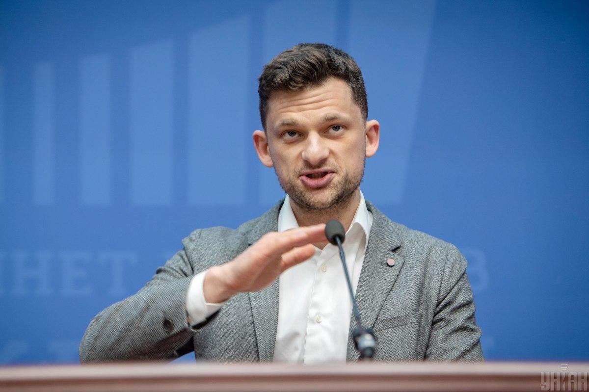 Дубилет назвал фейком обвинения в фальсификации данных о численности населения / фото УНИАН