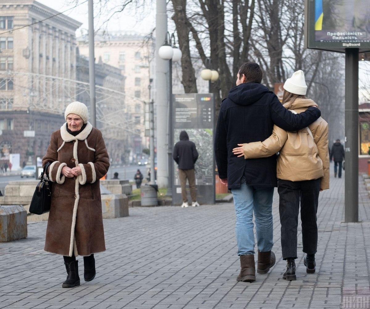 Стандартная перепись показала бы в натуральном виде сокращение численности населения / фото УНИАН