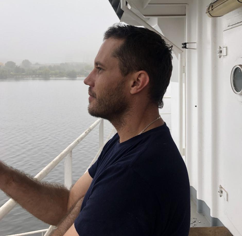 "Український моряк зник із судна Green Italia / фото фонд ""Ассоль"""
