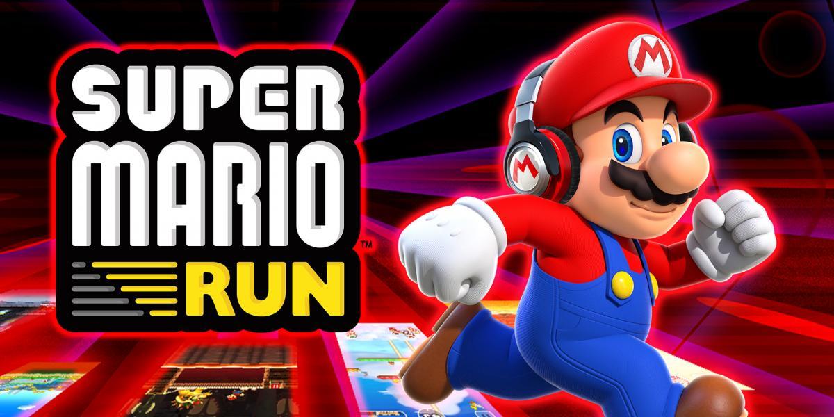Super Mario Run виявилася не такою успішною у порівнянні з іншими мобільними іграми Nintendo / nintendo.co.uk