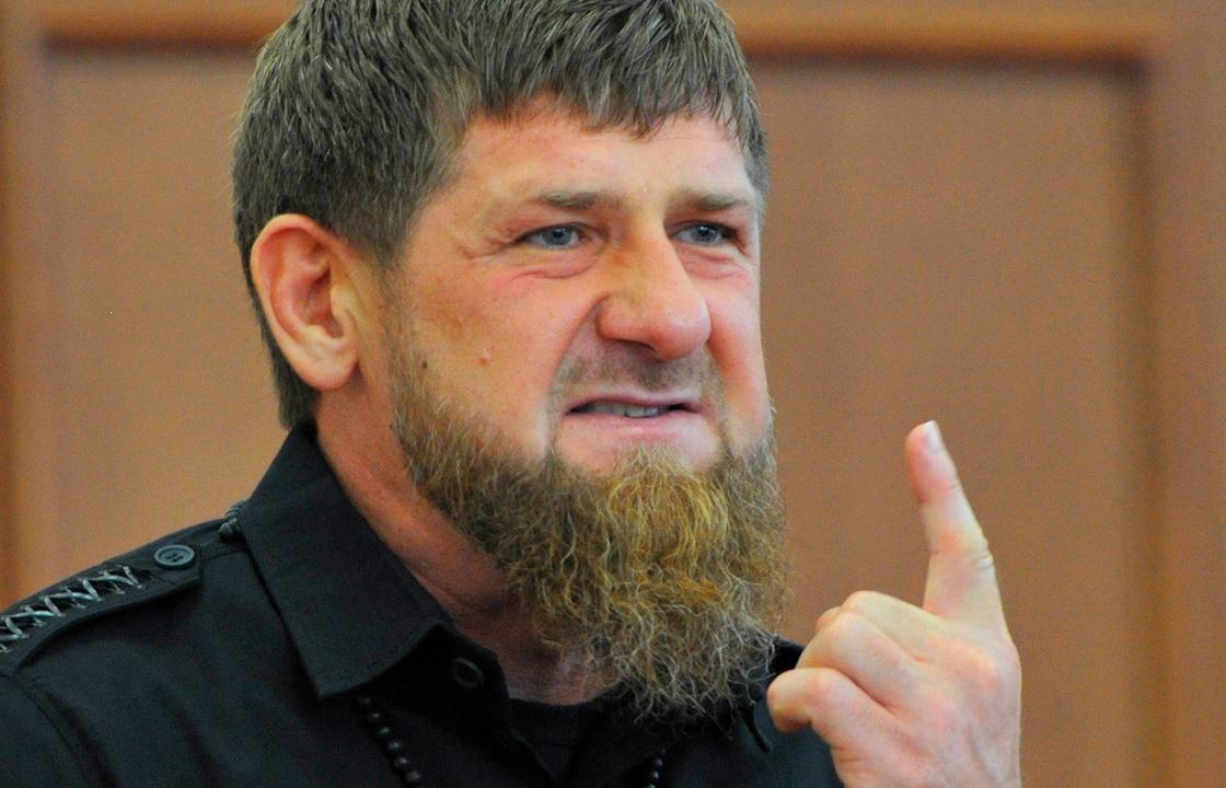 Кадиров закликав не коментувати публікації таких журналістів, але сам не втримався / obzor.io