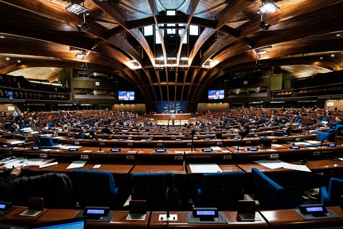 Российская делегация в ПАСЕ инициирует проведение дебатов по языковому вопросу в Украине / фото flickr.com/parliamentaryassembly
