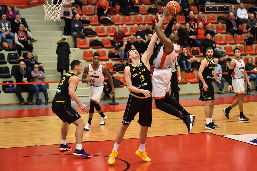 Кияни залишаються лідерами групи K / фото: fiba.basketball