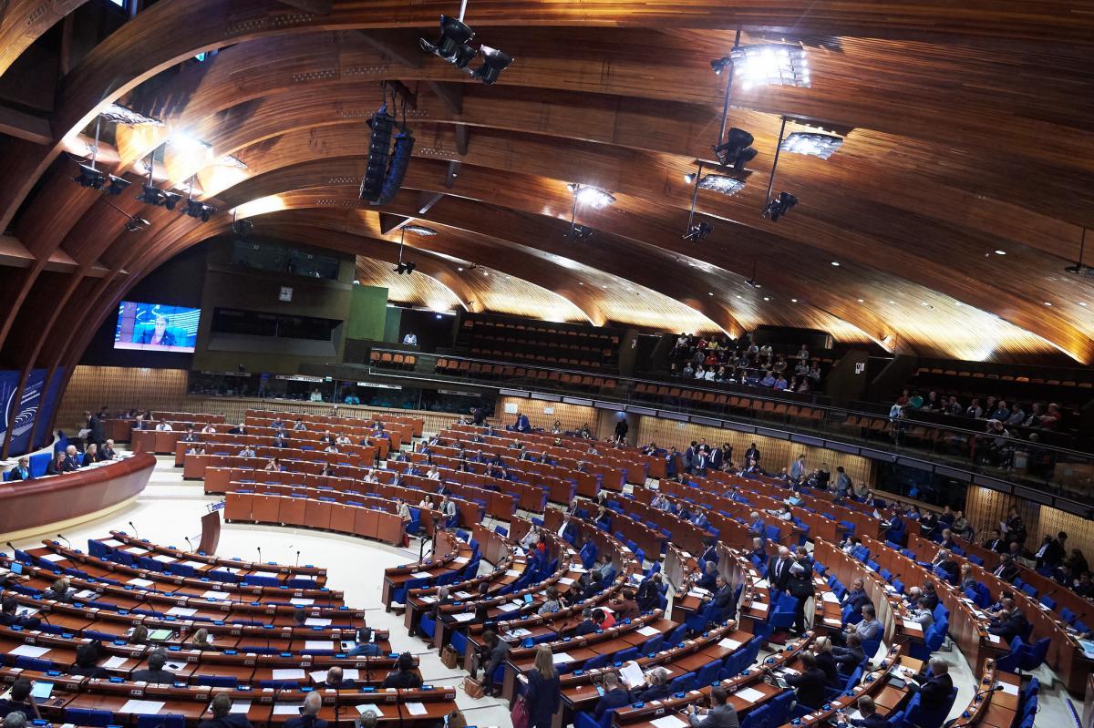 В ПАСЕ обсудят лишение российской делегации права голоса / фото flickr.com/parliamentaryassembly
