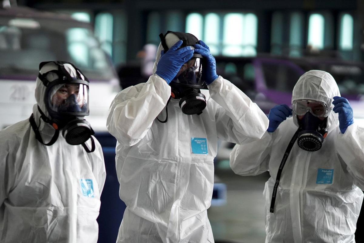 Зафиксирован случай побега больной с подозрением на коронавирус из больницы / REUTERS