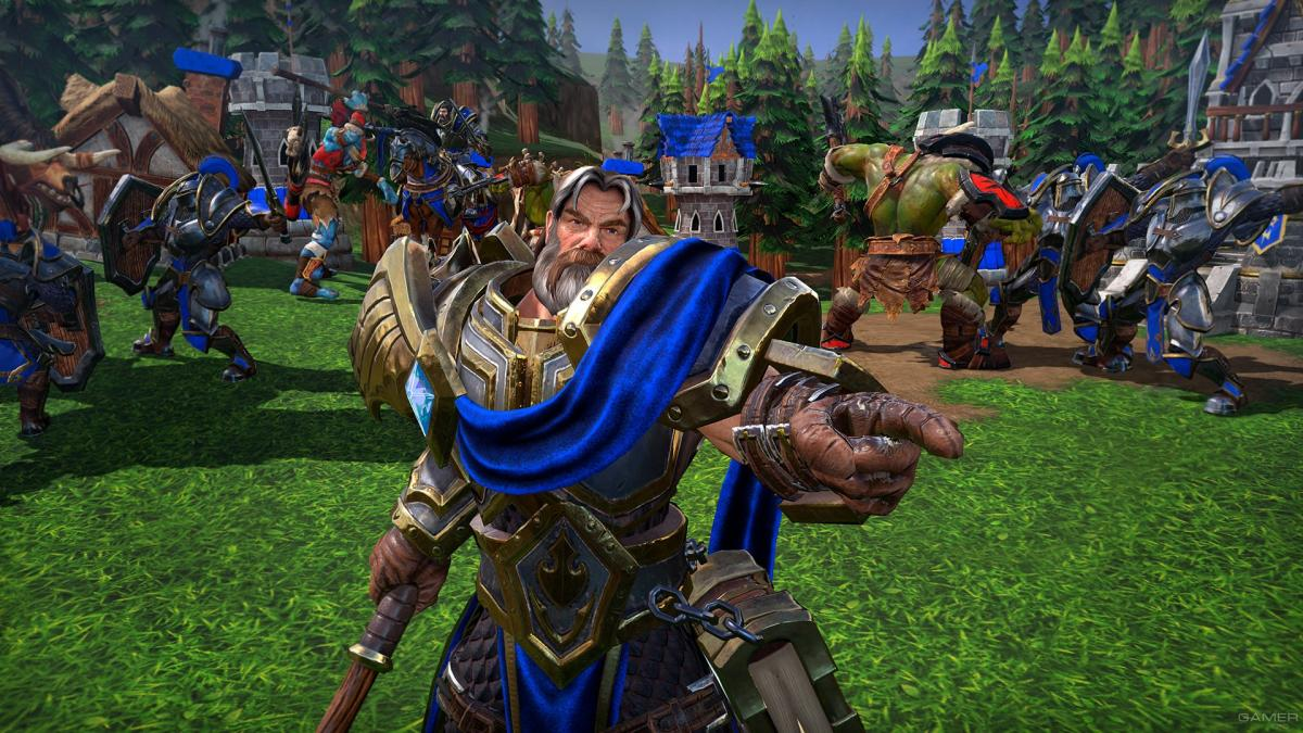 Warcraft 3: Reforged – це оновлена версія культової стратегії Warcraft 3 / eu.shop.battle.net