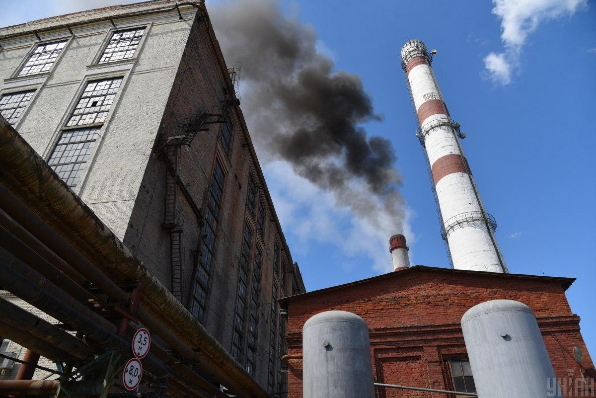 Dobrotvorska thermal power plant