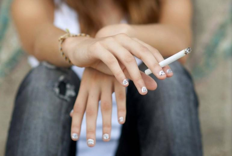95% дорослих курців вперше спробували сигарети до 21 року \ фото з відкритих джерел