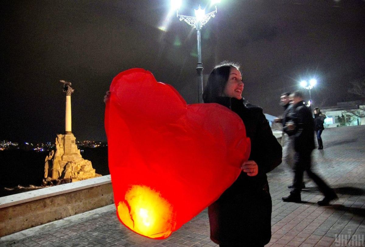 В пятницу - День Святого Валентина или День всех влюбленных / фото УНИАН