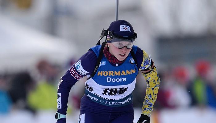 Блашко превосходит всех соперниц в точности стрельбы / фото: biathlon.com.ua