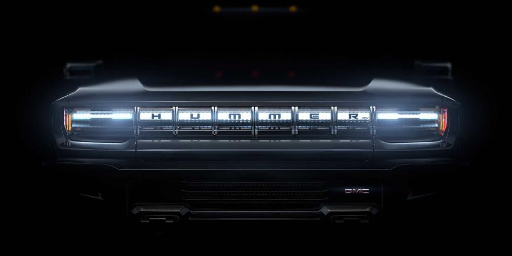 Электрический Hummer составит конкуренцию Tesla Cybertruck