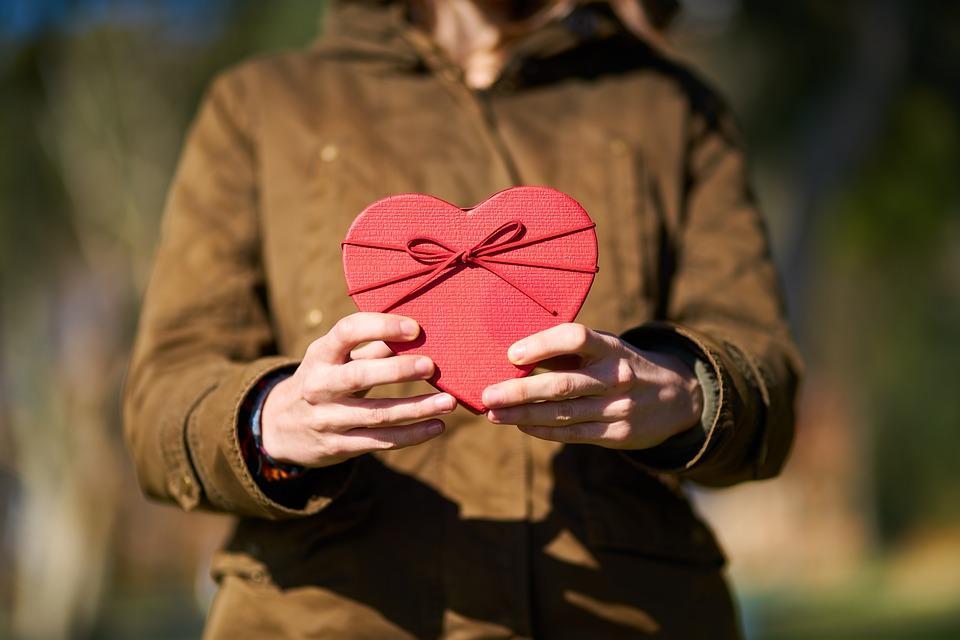 День святого Валентина в 2021 году / фото pinterest.com