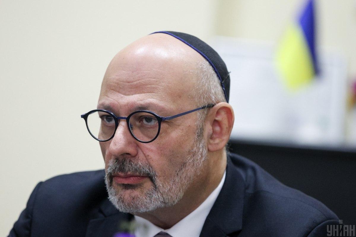 Ambassador Joel Lion / Photo from UNIAN