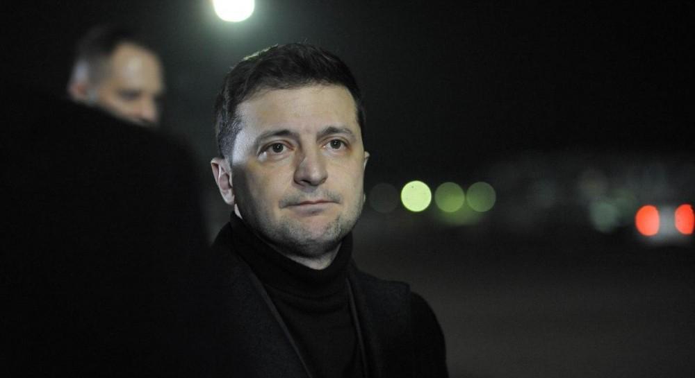 Зеленский анонсировал свой визит в Израиль