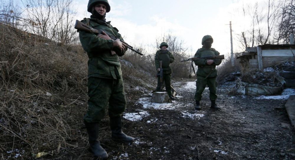 На Донбассе оккупанты 8 раз нарушили режим тишины – штаб ООС