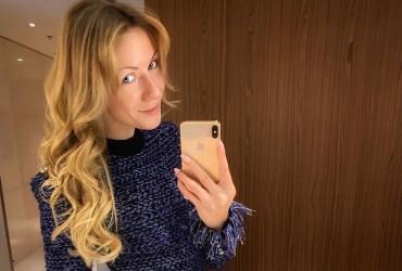 Леся Нікітюк показала обличчя без макіяжу (фото)