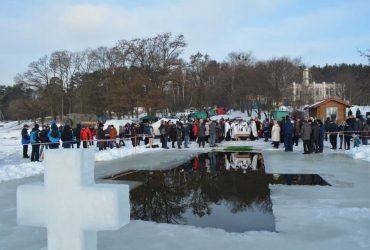 В Житомире во время массовых мероприятий на Крещение умер мужчина