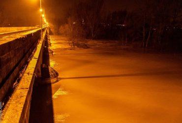 """Шторм """"Глория"""" принес во Францию наводнения и снегопады"""