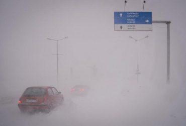 В столице Казахстана за сутки выпала половина месячной нормы осадков