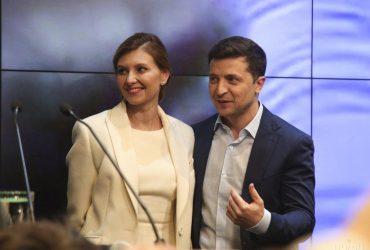 Президенту Зеленскому - 42: первая леди сделала откровенное признание мужу в его день рождения (фото)