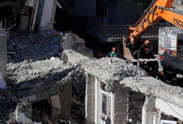Число жертв землетрясения в Турции превысило 20 человек
